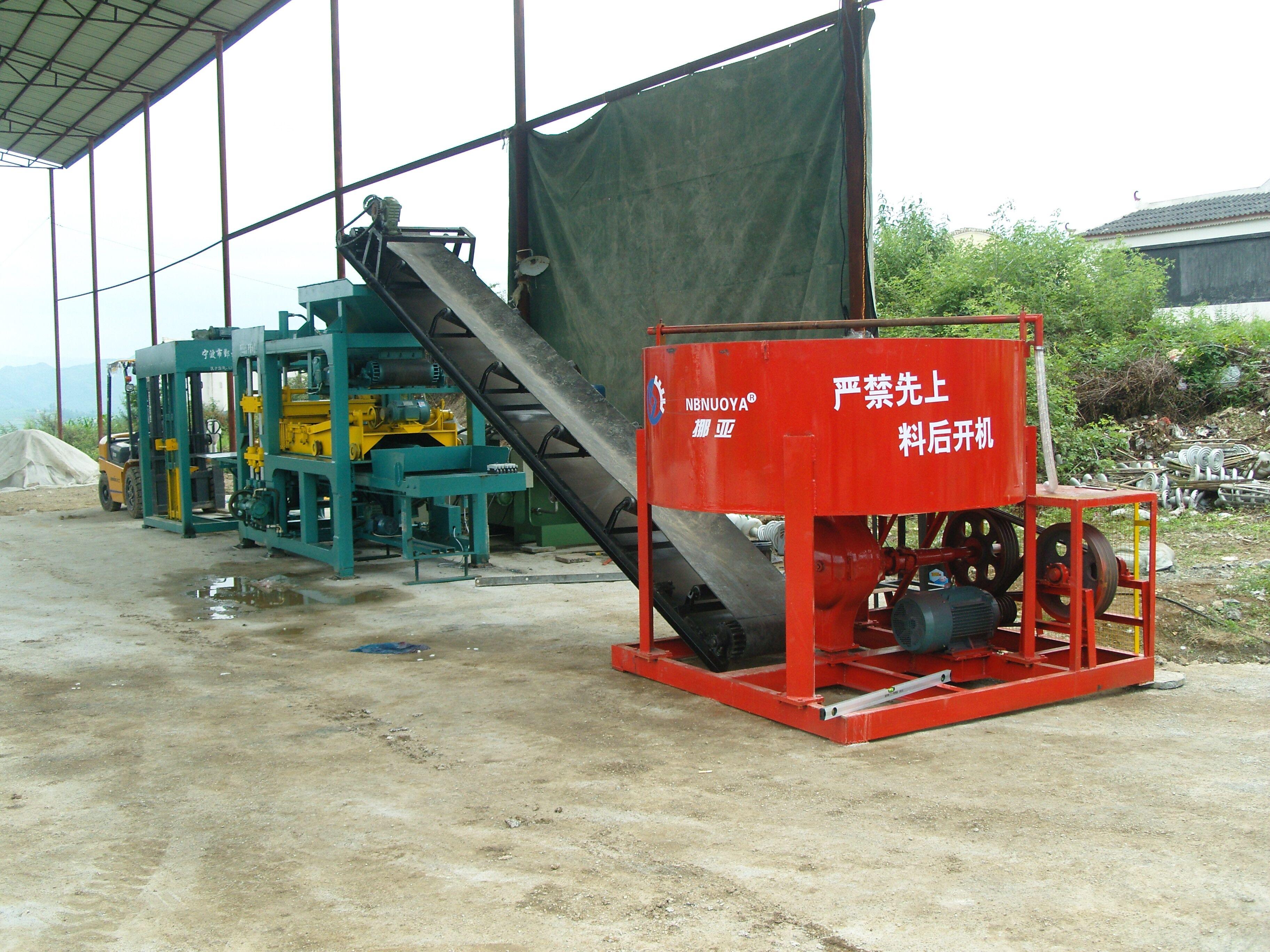 hydraulic press brick making machine brick machine Featured Image