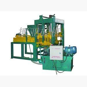 पूर्णपणे स्वयंचलित हायड्रॉलिक वीट बनवणे मशीन NYQT4-10