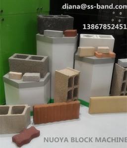 QT6-15 Concrete block  paver  making machine