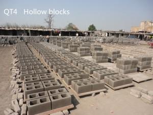 semi- automatic Fly ash brick making machine  in india