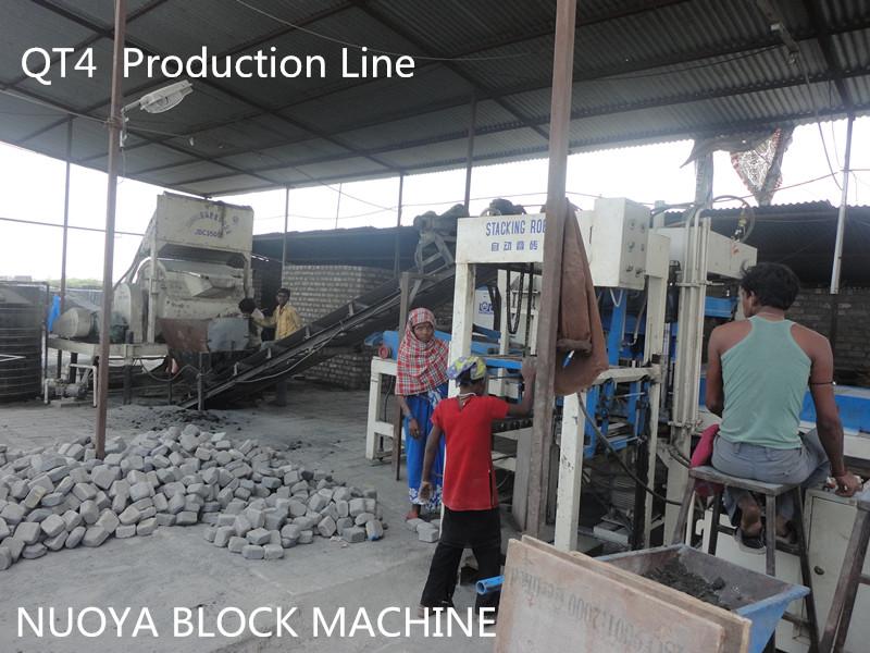 automatic Fly ash brick making machine Featured Image