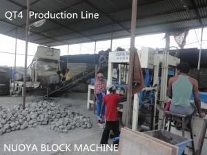 low-input building block making machine in srilanka