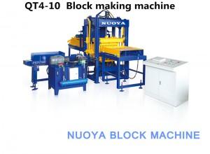 semi-automatic  brick making plant
