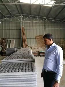 fully   automated  brick making plant